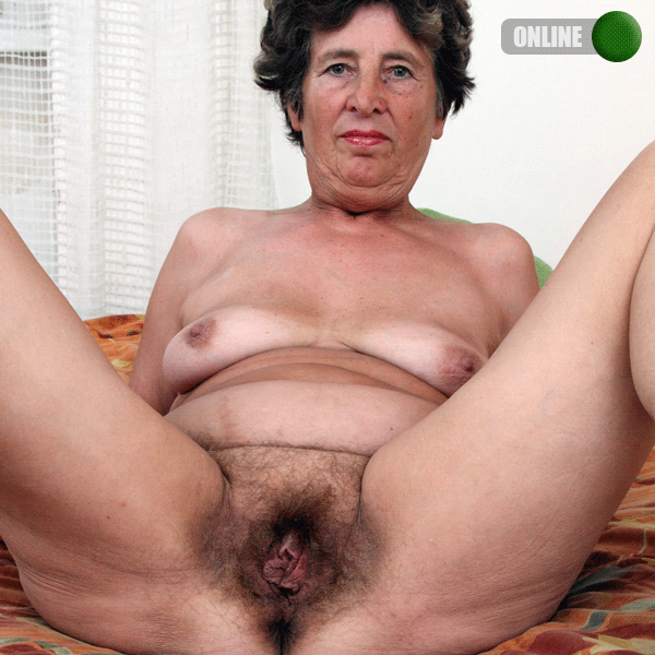 84 year old grannies online